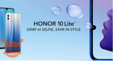 Oferta - Huawei Honor 10 Global (banda 20) 4 / 128Gb la 328 € și Honor 10 Lite Global 3 / 64Gb la 204 €