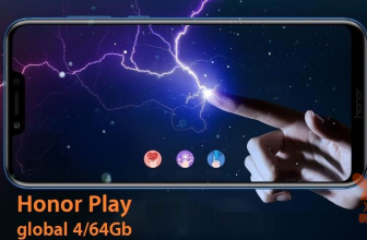 Offer - Honor Play 4 / 64Gb Global (20 band) at € 165 with shipping from Europe warehouse