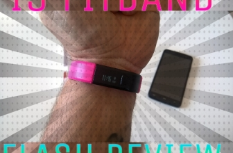 I5 Fitness Band: The band that wants to imitate the Xiaomi Mi Band