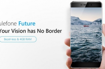[Offer] Ulefone Future 4G to 200 € on GearBest shipment and shipping included - Discount Code