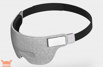 Xiaomi Air Brain Wave Sleeping Eye Mask launched in China at around € 31