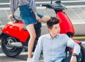 """Super Soco is the electric scooter of Xiaomi, ecological and a """"smart"""" pinch"""