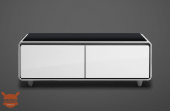 Xiaomi Yunmi Smart Coffee Table: The coffee table with built-in refrigerator!