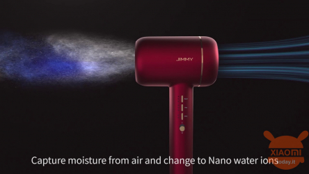 Discount Code - Jimmy F6 Ultrasonic Hair Dryer on offer at 194 € with wonderbox gift box! FREE 24h shipping