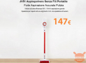 Discount Code - Xiaomi Jimmy JV51 wireless cyclonic vacuum cleaner for 147 € and JV71 for 213 €
