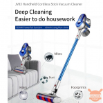 Xiaomi JIMMY JV83 Blue Wireless Vacuum Cleaner seharga 161 €