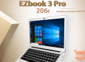 Discount Code - Jumper EZBOOK 3 PRO Notebook 6 / 64Gb to 206 € FREE priority shipping and mouse, headphones, free gift (only 4 pieces left)