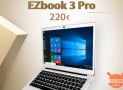 Discount Code - Jumper EZBOOK 3 PRO Notebook 6 / 64Gb at 220 € FREE priority shipping and mouse, free gift adapter