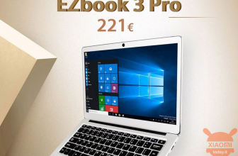 Discount Code - EZBOOK 3 PRO Jumper 6 / 64Gb 221 Notebook € FREE priority shipping and mouse, headset, adapter