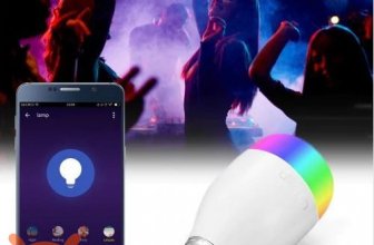 Offer - 4 RGB Utorch E27 bulbs compatible with Amazon Alexa and Google Home at 35 € warranty 2 years Europe priority shipping (no customs) FREE!