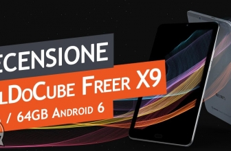 Review AllDoCube Freer X9 - A thousand there is