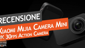 Mijia Action Cam 4K Review-Mini 가격 만