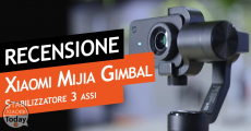 Xiaomi Mijia Gimbal 3-axis stabilizer review… it's all a balance above madness