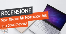 Xiaomi Review Mi Notebook Air 13.3 8th generasi