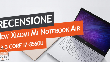 Xiaomi Review Mi Notebook Air 13.3 8th generatie