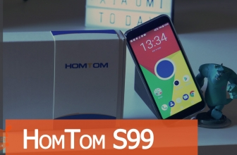 Recensie HomTom S99 - Cinesone of cinesata?