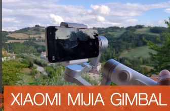 Review Xiaomi Mijia Gimbal voor SmarPhone