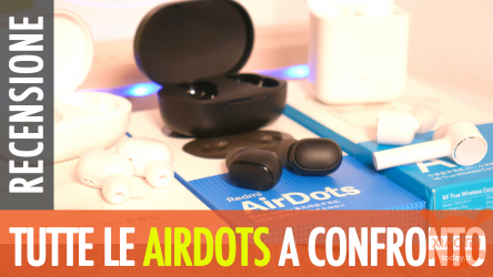 Review Redmi Airdots and comparison with AirDots Pro / Airdots Youth