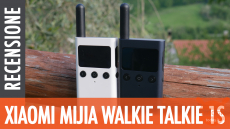 Revisão 1S do Xiaomi Mijia Walkie Talkie - com GPS e Bluetooth !!!