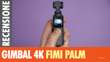 Review FIMI PALM a jewel of palm technology