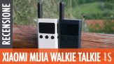 Review Xiaomi Mijia Walkie Talkie 1S - cu GPS și Bluetooth!