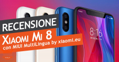 Xiaomi Mi 8 Review - 50 shades of a top of the range
