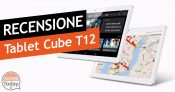 T12 Cube Review: The Economical Tablet That Knows Amazing