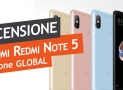 Recensione Xiaomi Redmi Note 5 Global Version