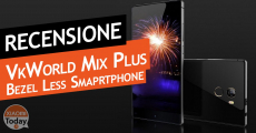 Обзор VKWorld Mix Plus - Клон или Циклон?