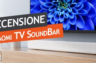 Recensione Xiaomi Mi TV Soundbar –  The Sound Of…BEST BUY!!!