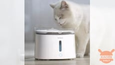 Homen Pet Water Dispenser presented: the economical and wirelessly powered pet water dispenser