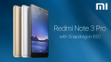 小米RedMi Note 3 Pro在161上发售,包含在GearBest上