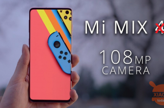 Xiaomi Mi MIX ALPHA y Xiaomi Watch COLOR, son las súper novedades de la marca china
