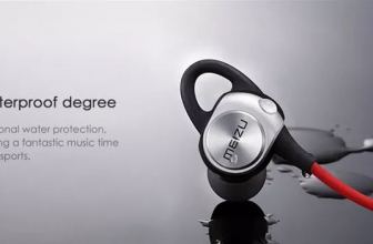 Offer - MEIZU EP52 Magnetic Neckband Stereo Bluetooth Headset with 27 €