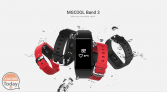 [Offer] MGCOOL Band 3 Smartband Red to 14 € Warranty 2 Years Europe