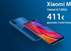 Offer - Xiaomi Mi 8 6 / 128Gb global to 411 € Mi 8 SE to 317 € with warranty 2 years Europe Italy express FREE