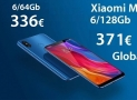 Codice Sconto – Xiaomi Mi8 Black/Gold 6/128Gb global da 371€ e il 6/64Gb a 335€!