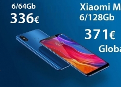 Discount Code - Xiaomi Mi8 Black / Gold 6 / 128Gb global from 371 € and 6 / 64Gb to 335 €!