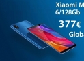 Codice Sconto – Xiaomi Mi8 Black/Gold 6/128Gb global da 377€!