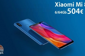 Offerta – Xiaomi Mi 8 6/64 Gb White con Rom China a 504€ Italy express inclusa