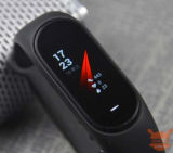 Mi Band 4 is updated with the automatic display switch-off function