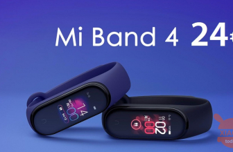Rabattcode - Xiaomi Mi Band 4 international zu 24 €
