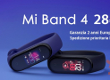 Code de réduction - Xiaomi Mi Band 4 international à 28 € garantie Années 2 Europe expédition prioritaire inclus!