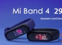 Offer - Xiaomi Mi Band 4 international to 29 € 2 guarantee Europe years