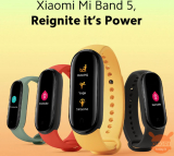 Code de réduction - Xiaomi Mi Band 5 Global à 32 € de Chine 36 € d'Amazon Prime