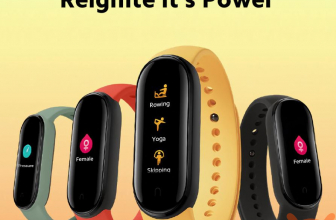 Discount Code - Xiaomi Mi Band 5 Global at 36 € (presale)