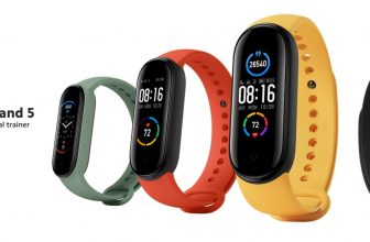 Mi Band 5 Global the Xiaomi band at 21 € shipping from Europe included