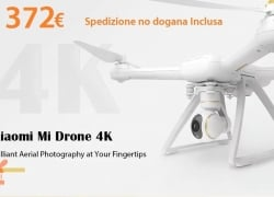 Discount Code - XIAOMI Drone 4K to 372 € shipping and customs INCLUDED
