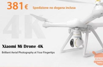 Offer - XIAOMI Mi Drone 4K at 381 € FREE priority shipping