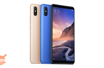 The Xiaomi Mi Max 3 will be officially available for 1699 yuan only (216 €)!